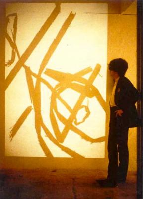 Jean-Lucien Guillaume : # Tribute to Hans Hartung