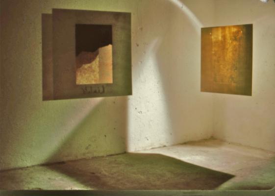 """Jean-Lucien Guillaume : FRIGO, """"peinture en sus"""""""