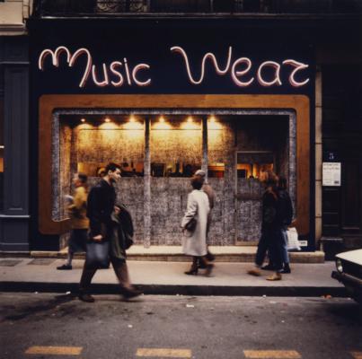 Jean-Lucien Guillaume : STILL LIFE, Music Wear