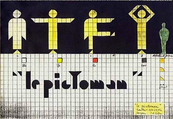 Jean-Lucien Guillaume : MODUL'ART®, pictomen