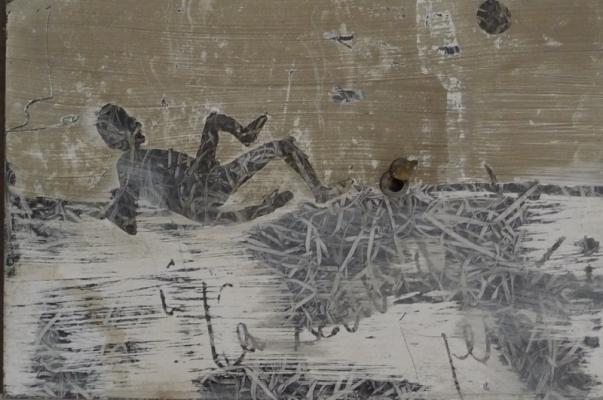 Jean-Lucien Guillaume : La solitude du peintre