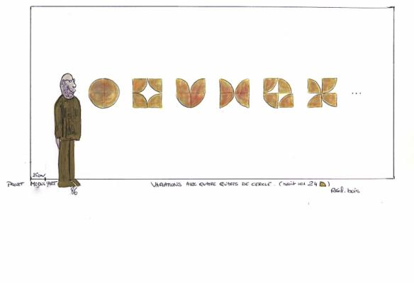 Jean-Lucien Guillaume : MODUL'ART® variation Q.C.1