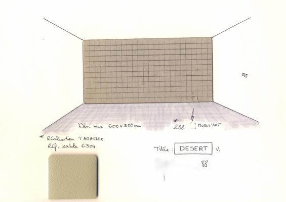 Jean-Lucien Guillaume : MODUL'ART®  désert