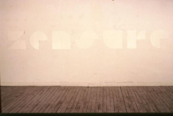 Jean-Lucien Guillaume : MODUL'ART® zensure