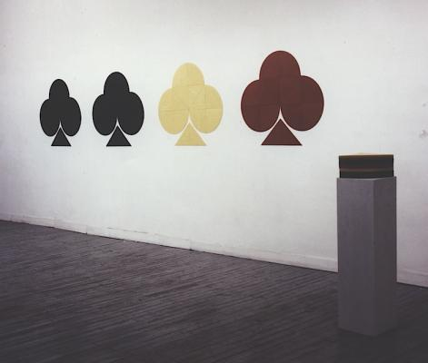 Jean-Lucien Guillaume : MODUL'ART® 4 trèfles