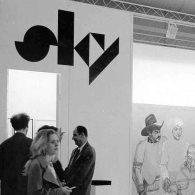 Jean-Lucien Guillaume : Frankfurt Art Fair