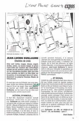 Jean-Lucien Guillaume : chemin de croix
