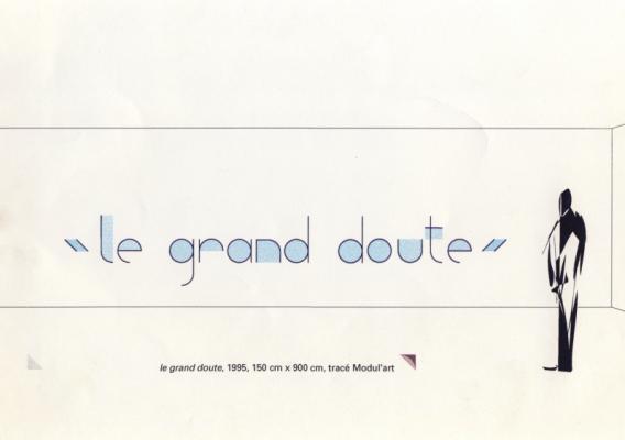 Jean-Lucien Guillaume : MODUL'ART® le grand doute