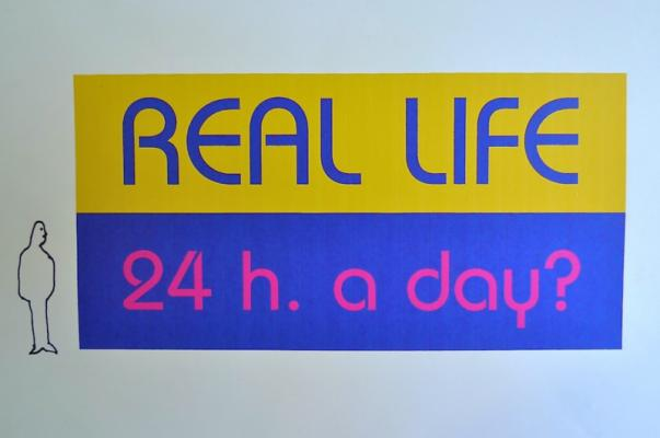 Jean-Lucien Guillaume : Real life _ 24h. a day