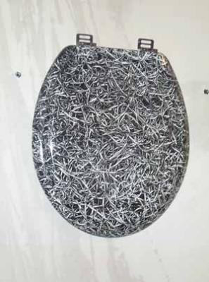 Jean-Lucien Guillaume : Lunettes d'artiste _ paille