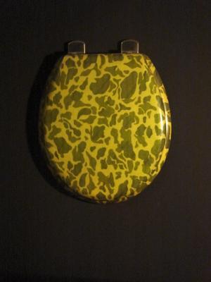 Jean-Lucien Guillaume : Lunette d'artiste _ camouflage