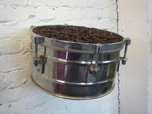 Jean-Lucien Guillaume : Chocolate drums
