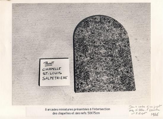 Jean-Lucien Guillaume : MODUL'ART® Salpétrière