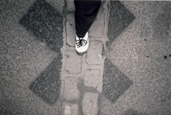Jean-Lucien Guillaume : Points de vue, Berlin, 1991