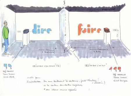 Jean-Lucien Guillaume : MODUL'ART® dire-faire