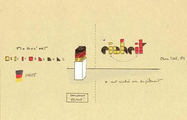 Jean-Lucien Guillaume : MODUL'ART® einheit