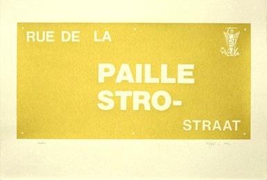 Jean-Lucien Guillaume : PAILLE-STRO