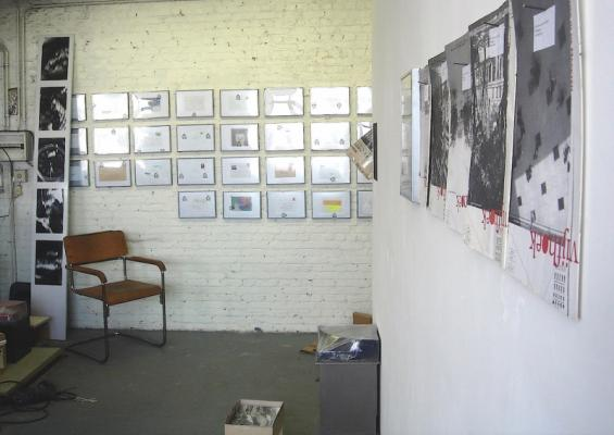 Jean-Lucien Guillaume : atelier rue des Vierges
