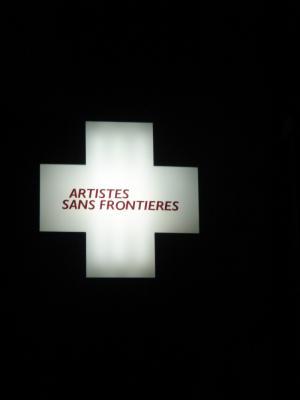 Jean-Lucien Guillaume : ARTISTES SANS FRONTIERES