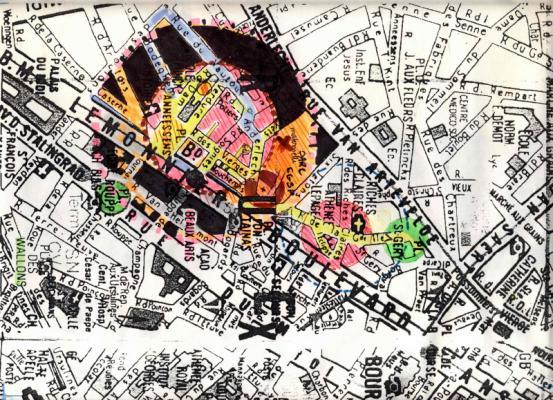 Jean-Lucien Guillaume : Parcours Urbain Lumineux