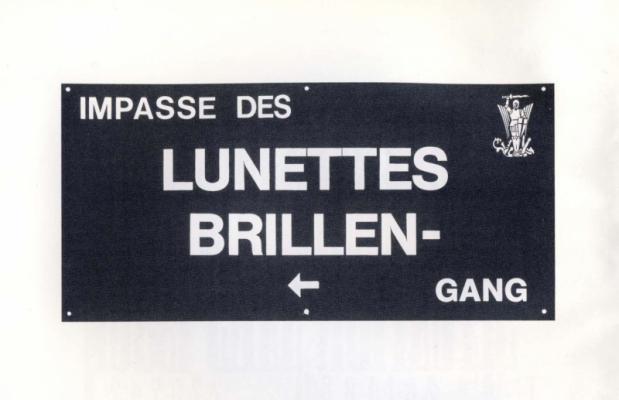 Jean-Lucien Guillaume : Gang des Lunettes