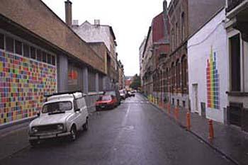 Jean-Lucien Guillaume : Mosaïque Multicolore