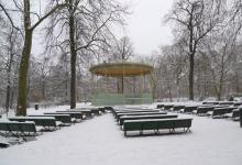 Photography by Jean-Lucien Guillaume : Parc royale, Bruxelles, 2011