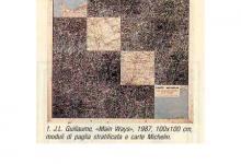 Jean-Lucien Guillaume event : Main roads