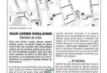 Jean-Lucien Guillaume event : Points de vue - Chemin de croix