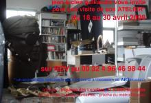 Jean-Lucien Guillaume event : Bruxelles, atelier portes ouvertes
