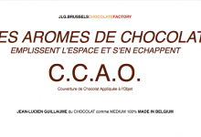 Jean-Lucien Guillaume event : Brussels Chocolate Factory