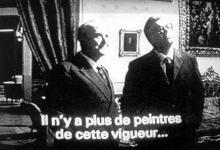 Jean-Lucien Guillaume event : Il n'y a plus de peintre...