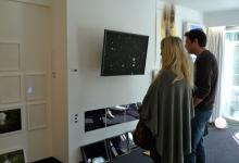 Jean-Lucien Guillaume event : ART ON PAPER, Brussels, Belgium
