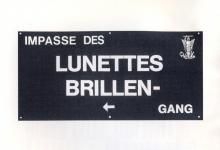 Jean-Lucien Guillaume event : Gang des Lunettes
