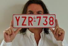 Jean-Lucien Guillaume event : YZR 738