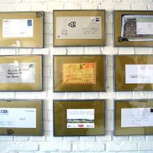 Jean-Lucien Guillaume : Enveloppes